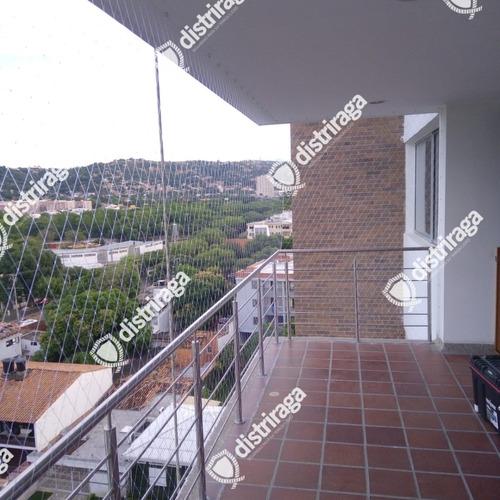 mallas de seguridad en nylon para ventanas y balcones