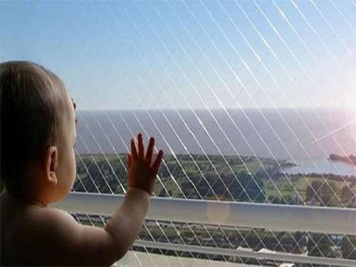 mallas de seguridad para ventanas balcones