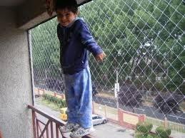 mallas de seguridad para ventanas balcones para sus niños