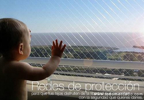 mallas de seguridad terrazas-balcones-ventanas +569 76159200