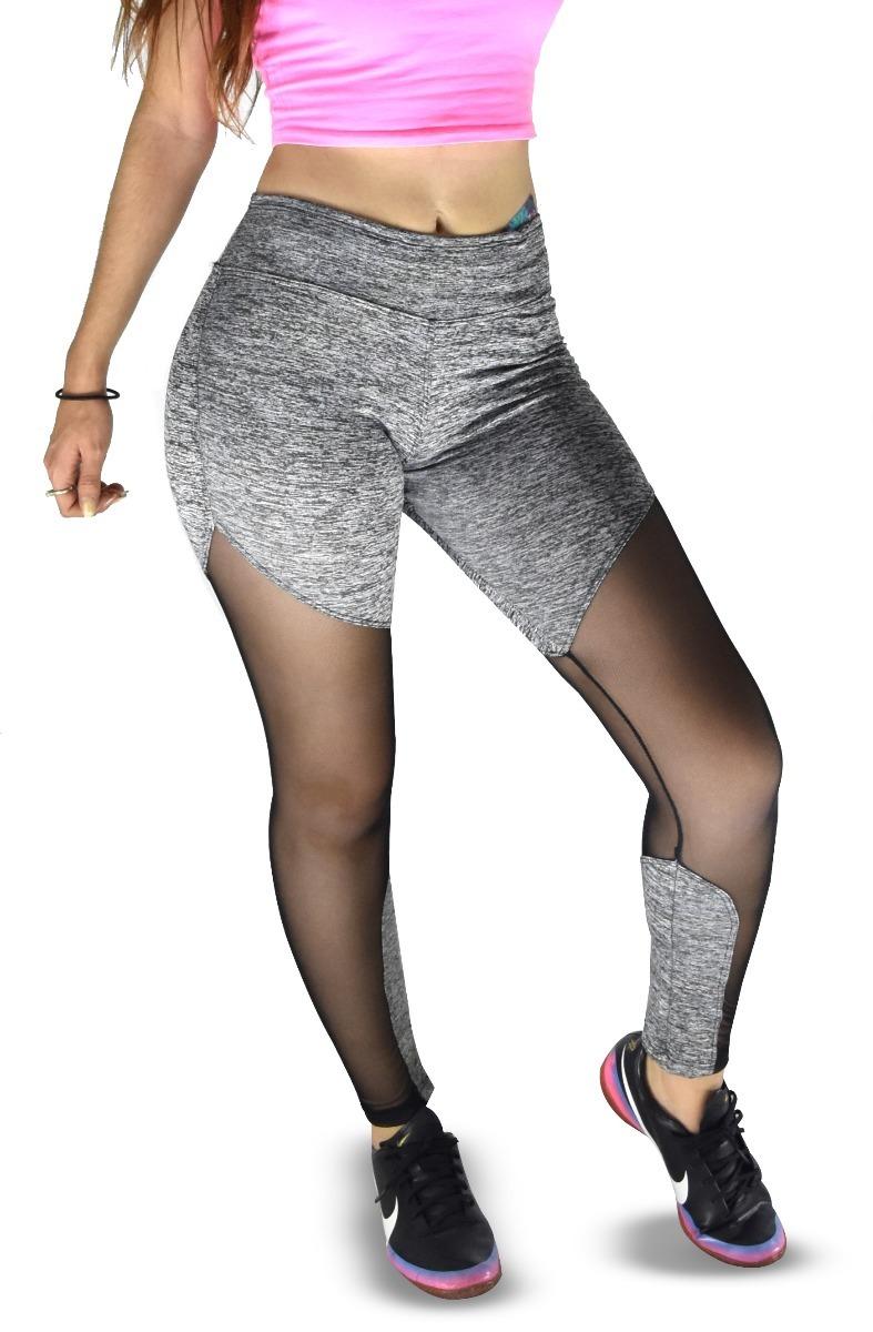 mallas deportivas mujer ropa deportiva gym licras 2019409. Cargando zoom. f0d12236f277