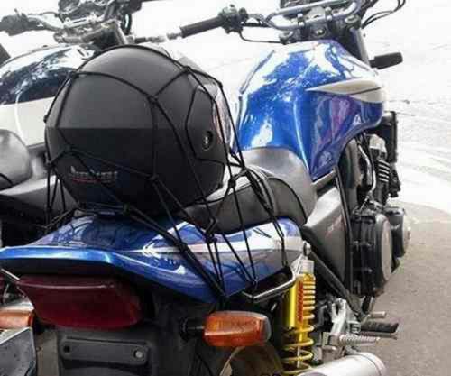 mallas elásticas para motos  pulpos  grande de 40 x 40 cm
