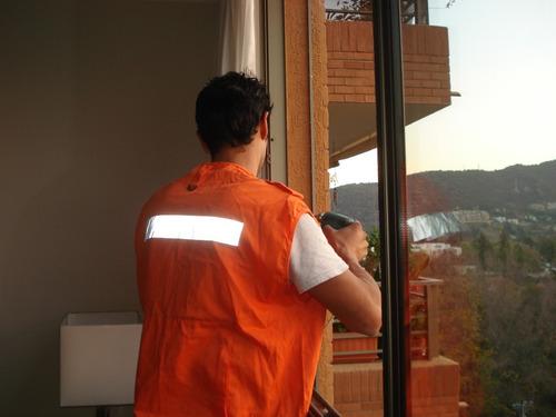 mallas semi transparentes protección anticaída 9 6644 1698