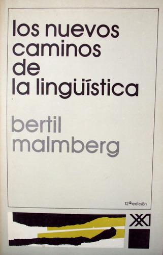 malmberg - los nuevos caminos de la lingüística
