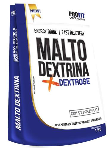 malto dextrina - dextrose 1kg - profit labs