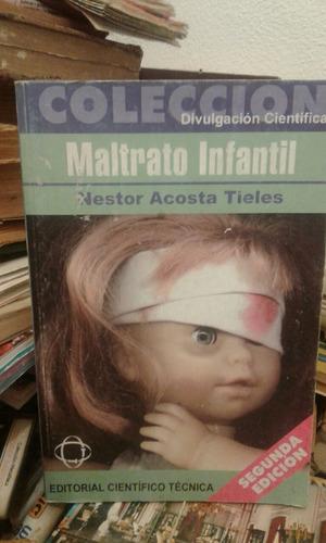 maltrato infantil divulgación científica néstor acosta