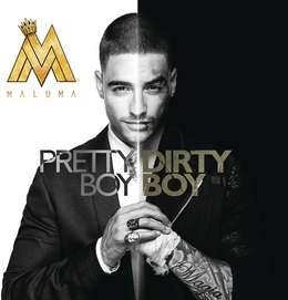 maluma pretty boy dirty boy cd nuevo