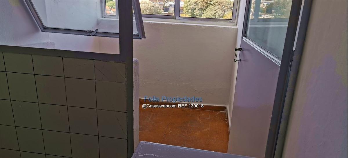 malvin alquiler 2 dormitorios terraza estufa leña
