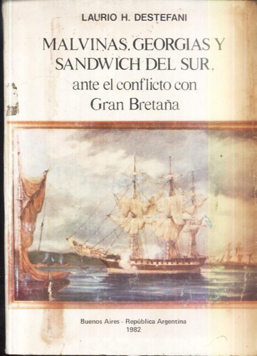 malvinas georgias y sandwiches del sur
