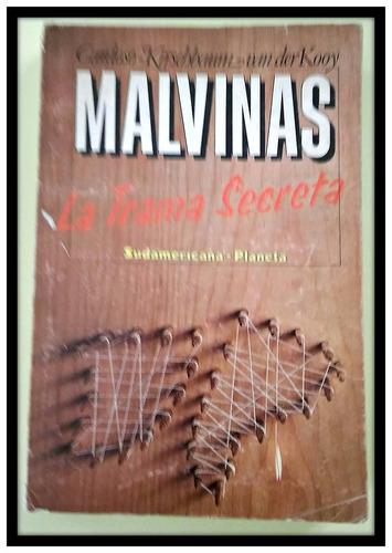 malvinas, la trama secreta  kirschbaum  van der kooy