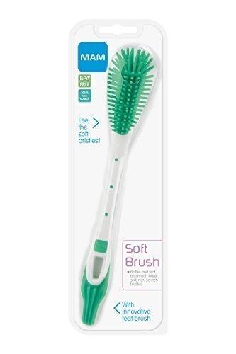 bottle brush MAM soft brush