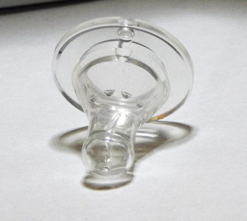 mamadera infantec vidrio anticolica 250ml. qqbebes bm1590