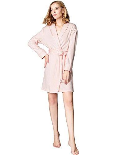 04411c0b07 Mamamiya Women s Soft Cotton Robe Kimono Ba Tamaño X-lar -   294.008 ...