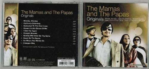 mamas & the papas, the originals