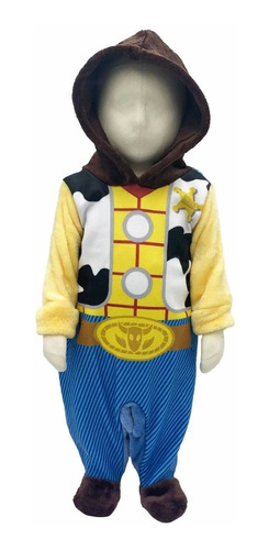 mameluco con bordado disney woody