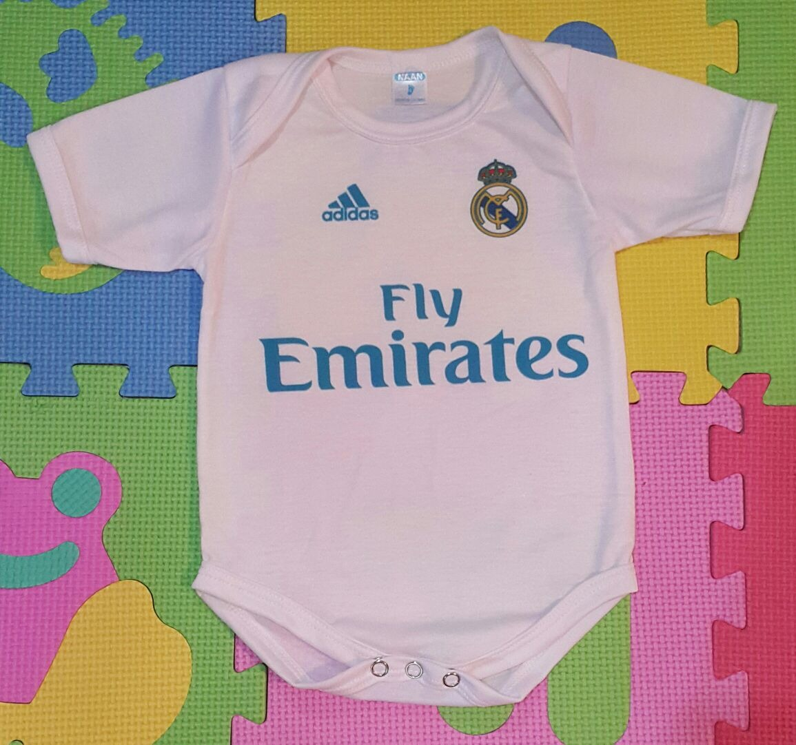 fb54eeb936e8b Mameluco Del Real Madrid - Bebe - Ropa -   25.900 en Mercado Libre