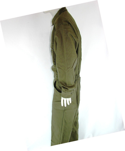 mameluco gendarmeria - overoll- verde