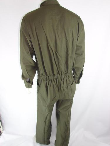 mameluco verde gendarmeria - aspirantes -  t.40 al t.58