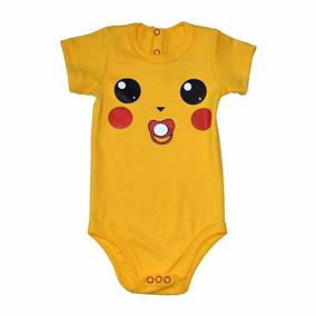 ab76442db6d Mameluco Pikachu - Ropa para Bebés en Mercado Libre México