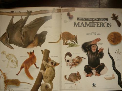 mamíferos aventura visual -cod.19572