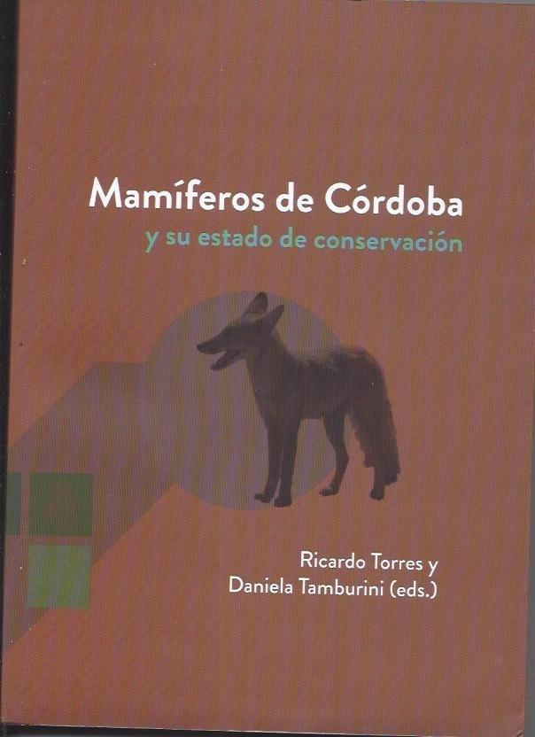 Resultado de imagen para mamíferos de cordoba