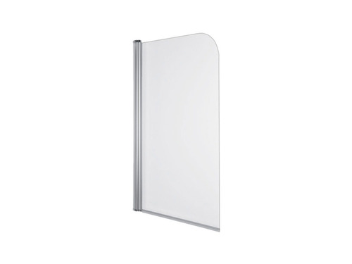 mampara baño ducha rebatible vidrio 5mm templado 85 x 150 cm