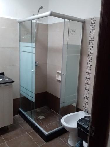 mampara de baño lo mejor!!! x m2 (vetroglass)