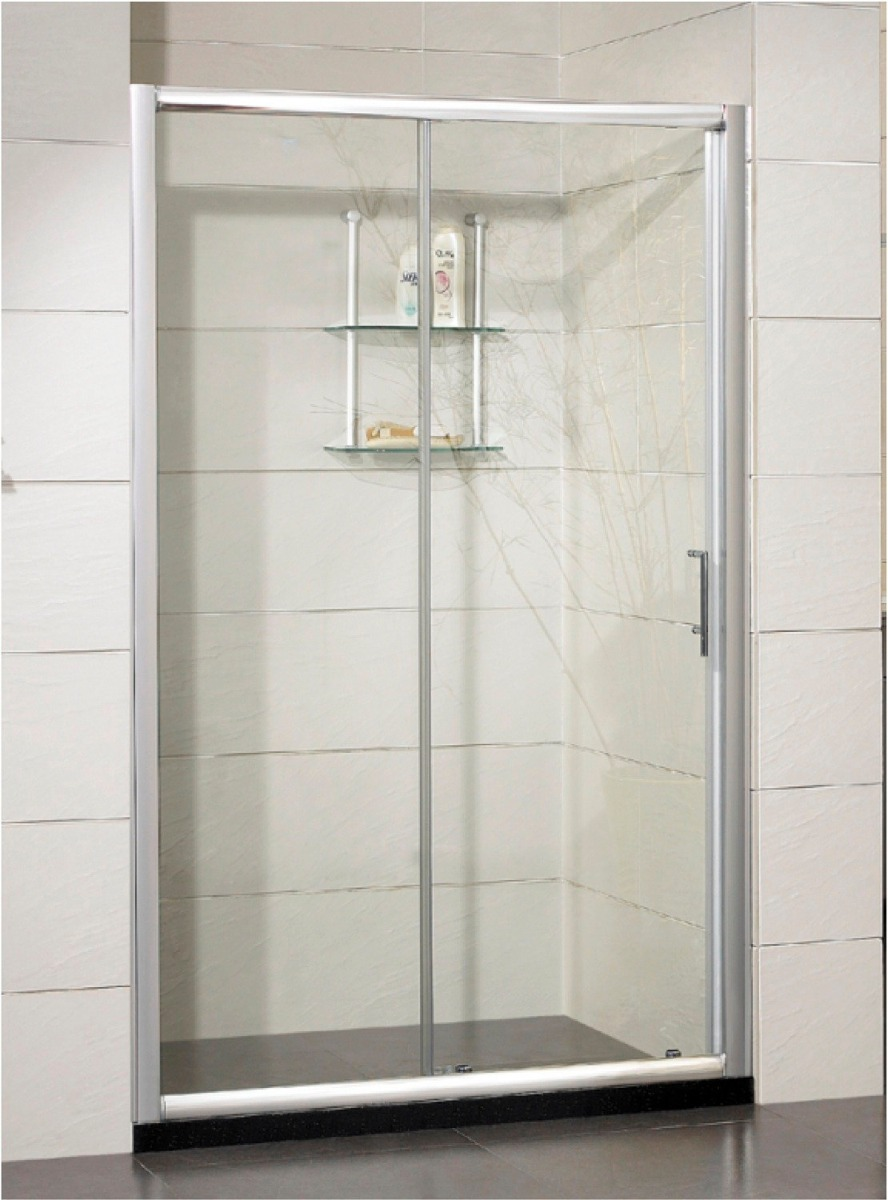 Mampara Vidrio Templado Shower Door 1 4 1 5 161 500