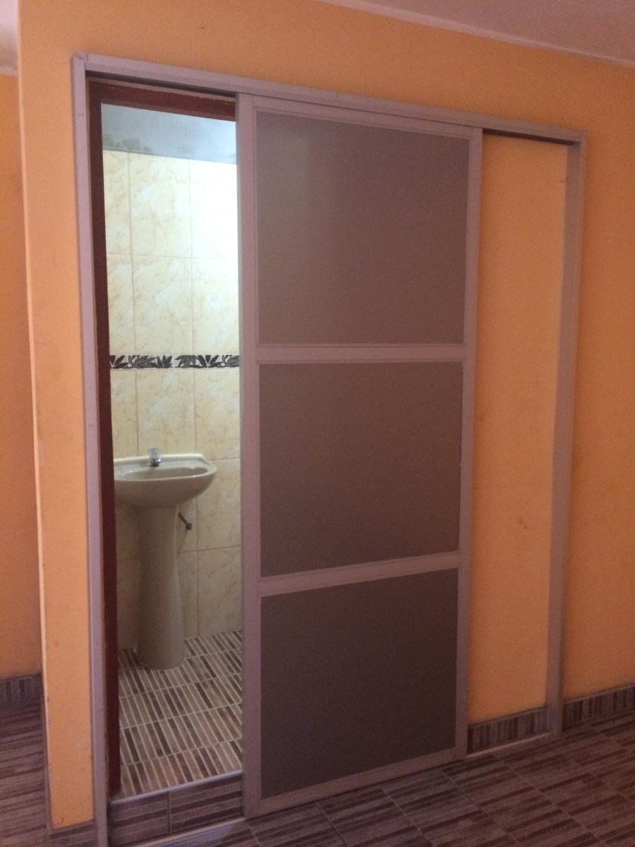 Mamparas corredizas batientes puertas de ducha muro for Puerta corrediza para ducha