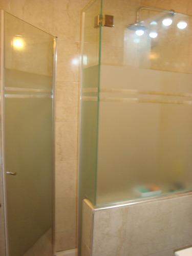 mamparas corredizas vidrio templado  8 mm nacionales