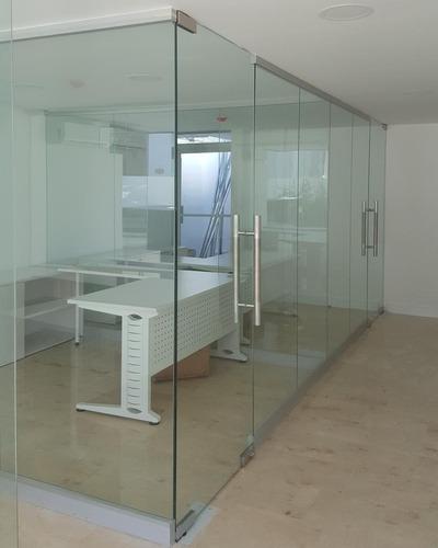 mamparas de baño, puertas flotantes. tel.849-859-5998