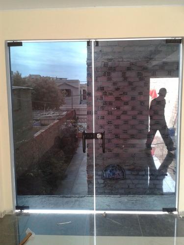 mamparas de vidrio ventanas puertas vidrios templados techos