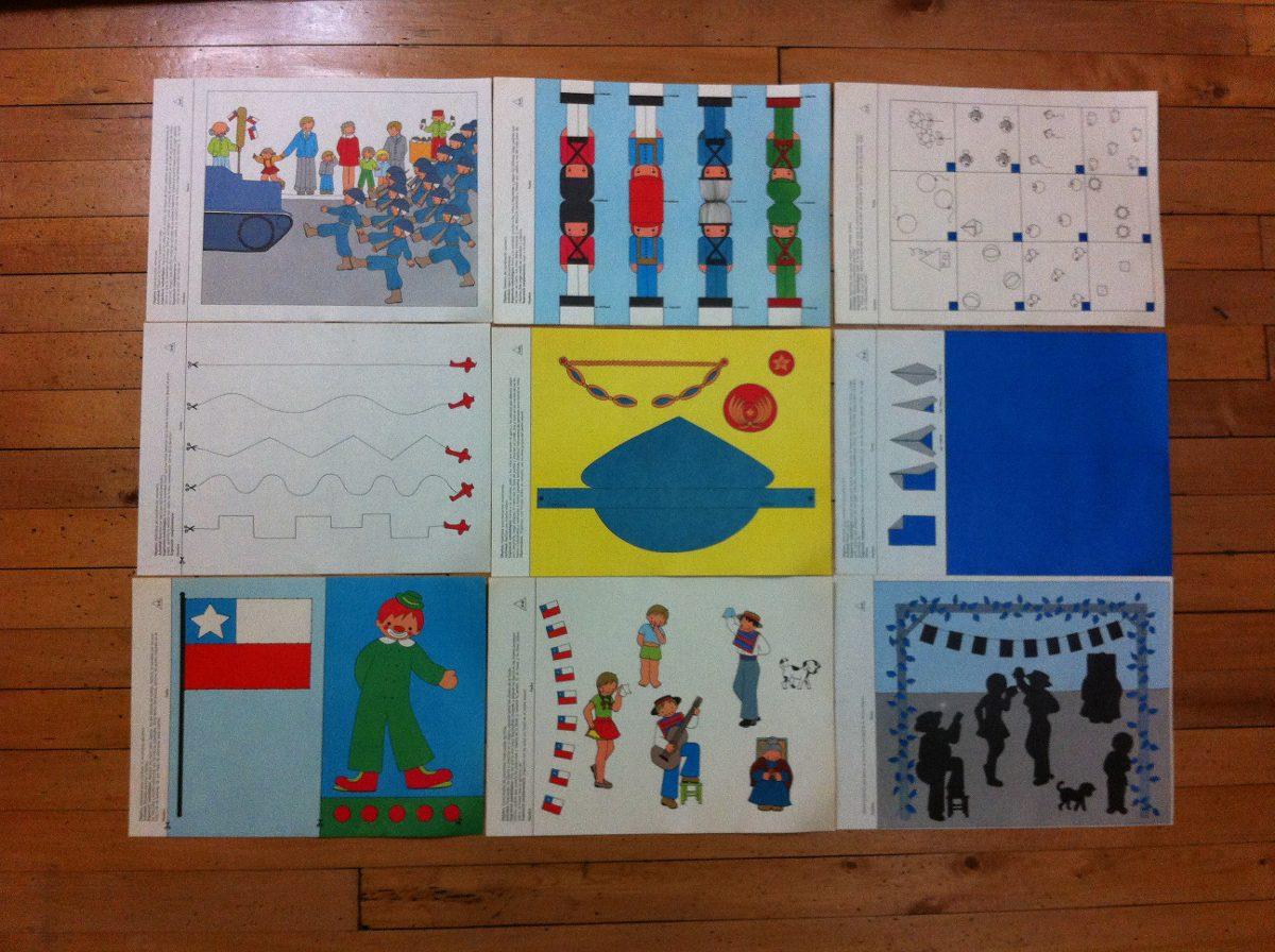 Mampatito material didactico para jardin infantil - Material para jardin ...