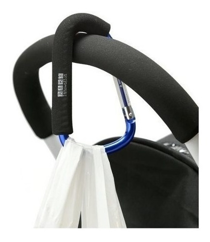 mamy clip gancho p/ cargar en cochesito baby innovation -01
