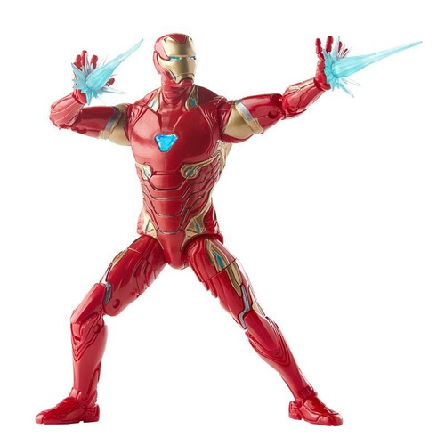 man marvel figuras iron