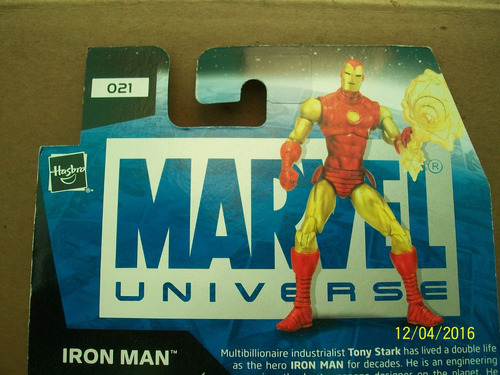 man marvel iron