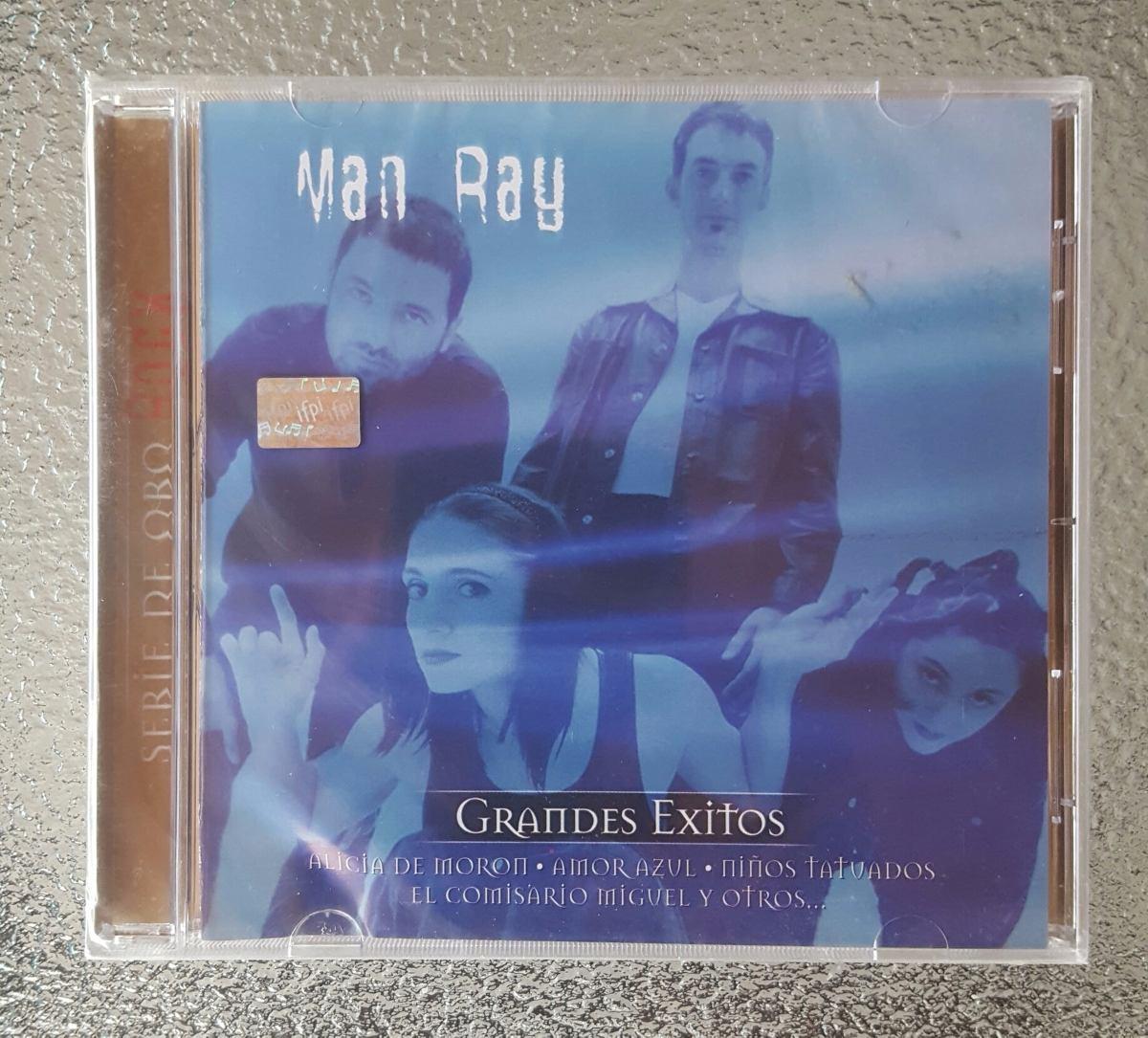850f6a046428 Man Ray - Grandes Éxitos - Serie De Oro - Sellado -   100