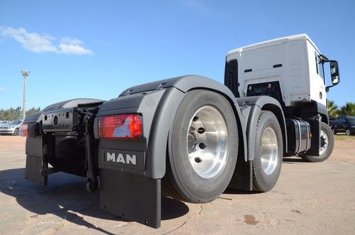 man tgs 28-440 6x2-2 ww (tractor ó camión)