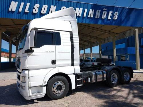 man tgx 28.440, 6x2, 2018 nilson caminhões 0530