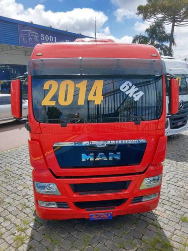 man tgx 29-440 6x4 bug leve 2014