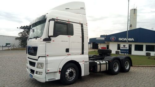 man tgx 29.440, 2014, 6x4 scania seminovos pr 0438
