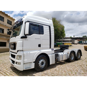 Man Tgx 29.480 6x4 2016 Ñ Volvo Fh Scania 440 Ipva 2020 Pago