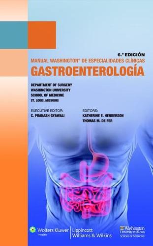 man. washington especialid clínicas gastroenter. / lippincot