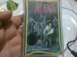 mana, donde jugaran los niños? cassette vbf