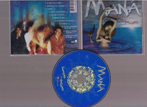 mana - sueños liquidos - 2 cd - by maceo