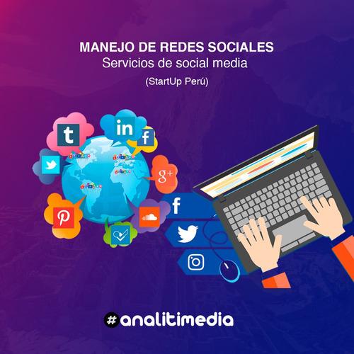 manajo de redes sociales | community manager