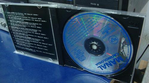 manal - cronologia - cd (arg) maceo-disqueria