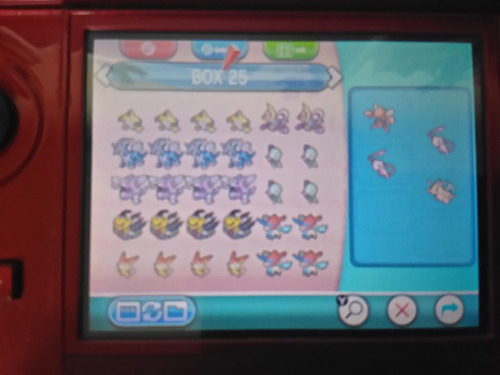 manaphy pokemon de evento 6iv competitivo