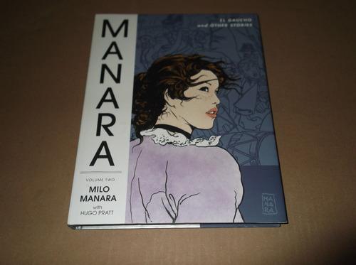 manara library vol.2 darkhorse milo manara tapa dura firmado