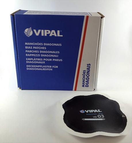 manchao diagonal a frio vd 03  - vipal - 10 unidades 100mm